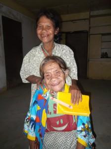 Mutter  88 Jahre,  Tochter 59 Jahre