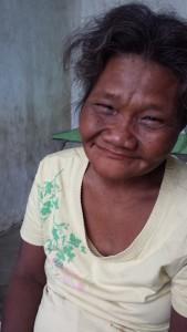 Pauline,der Liebling meines Staffs,eine immer freunliche,chronisch Kranke