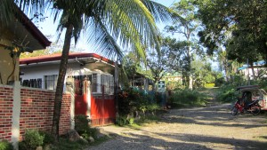 unser Staffhaus in Calapan