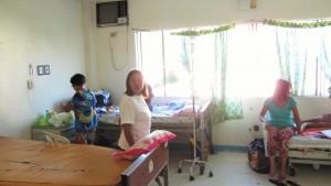 normales Krankenzimmer