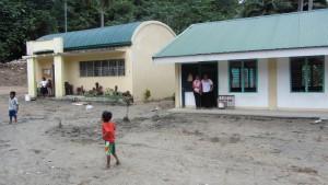 Schule mit 122 Kindern